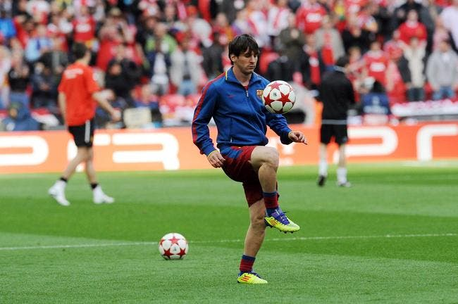 Le PSG est encore un peu juste pour Messi