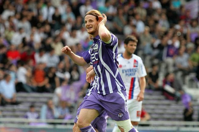 Toulouse, vainqueur de l'OL sur toute la ligne