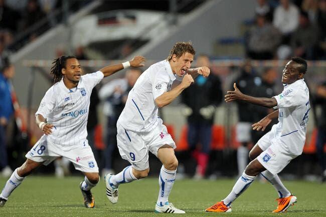 Le top 10 pour Auxerre, qui l'eût cru !