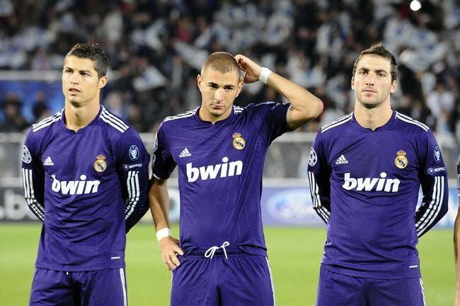 Un duo Benzema-Higuain au Real, c'est possible