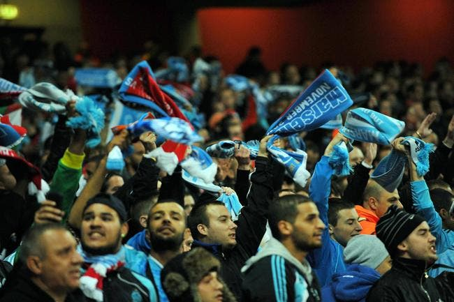 Le public marseillais a frappé fort à l'Emirates
