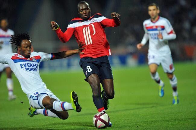 Lille compte se servir de Lyon pour battre Evian