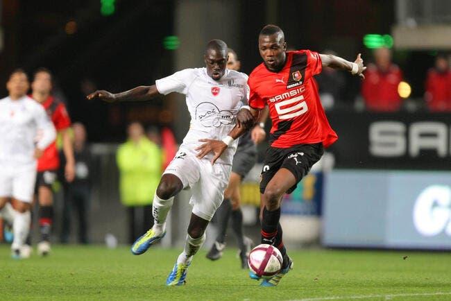 Rennes se satisfait de peu