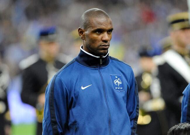 Abidal ne veut pas être capitaine de l'équipe de France