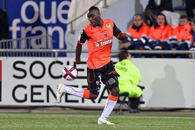 Lorient a un vrai problème de starting-blocks