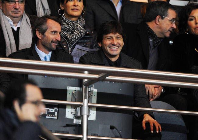 « Il n'y a aucun problème » au PSG pour Leonardo