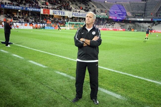 Montpellier est un peu perdu avant de jouer Sochaux