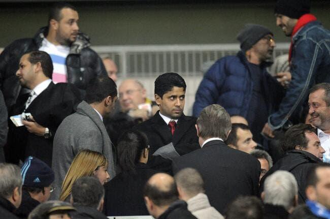 Le patron du PSG passe l'éponge sur le 3-0 face à l'OM