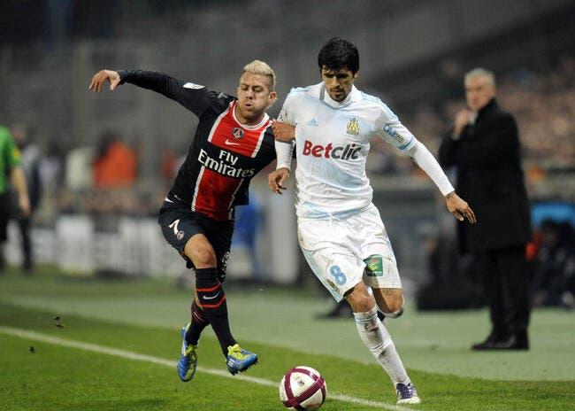 Diawara a pris exemple sur Lucho face au PSG