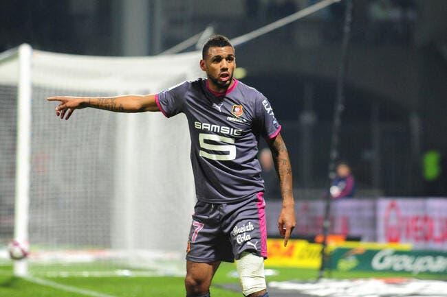 M'Vila ne peut aller qu'en Angleterre pour Rennes