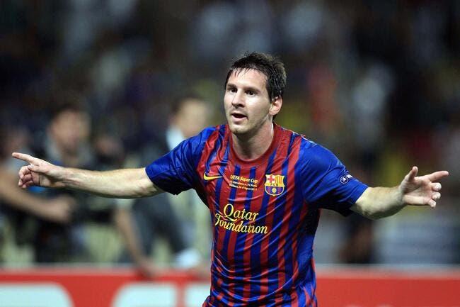 Vidéo : Le dribble qui fait mal signé Messi