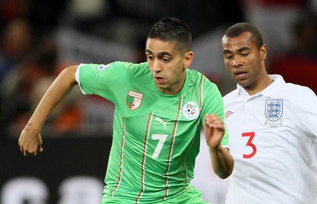 Boudebouz, le Ballon d'Or algérien ne regrette pas les Bleus