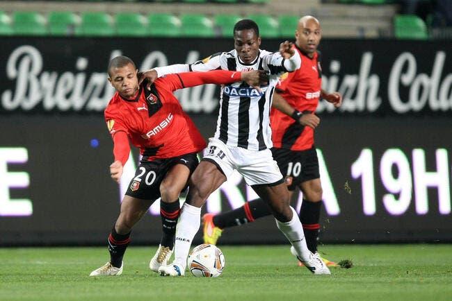 Rennes n'y arrive pas et quitte l'Europa League