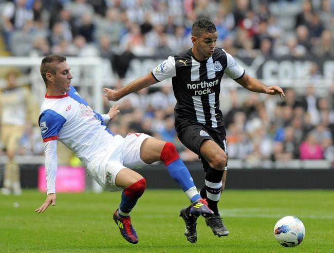 Newcastle demande de la patience à Ben Arfa