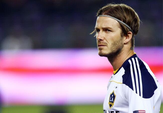 Le PSG, un club « intéressant » pour Beckham