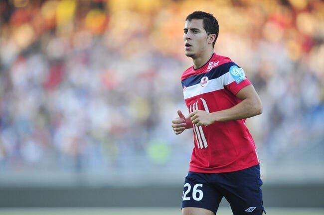 Hazard a aussi fait des mauvais matchs avec Lille
