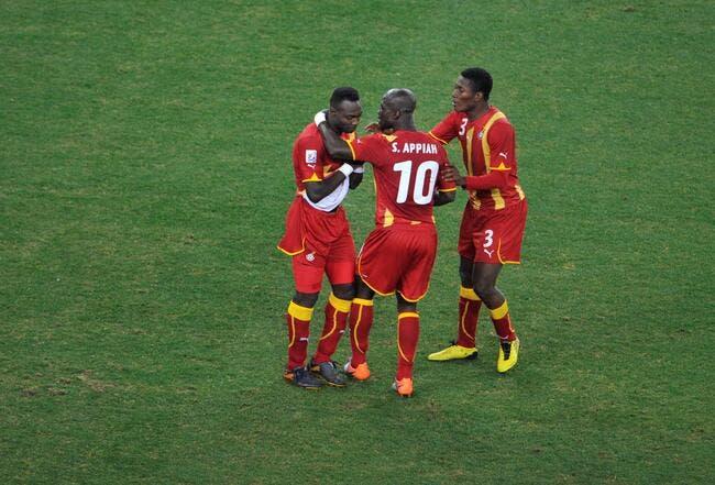 Mensah et le Ghana iront à la CAN, pas le Nigéria