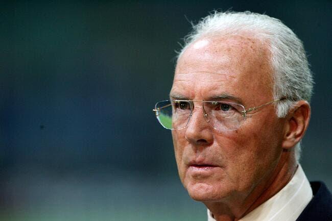 Beckenbauer : « A l'OM, je suis arrivé au milieu d'un marécage »
