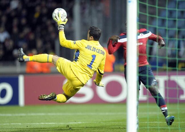 L'Inter reconnait avoir eu chaud à Lille