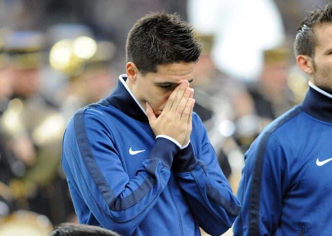 La France chute encore au classement FIFA