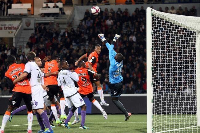 Toulouse serre les vis à Lorient