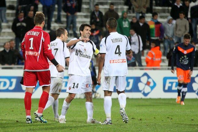 Lorient rejoint les quarts et commence à y croire