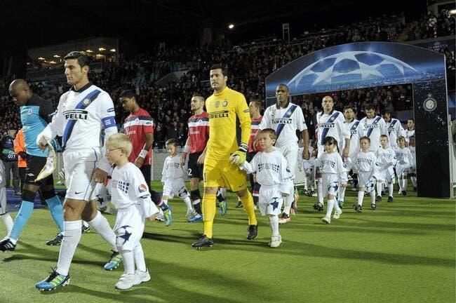 L'Inter mal en point avant de jouer Lille