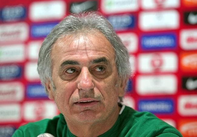 Halilhodzic est triste pour l'Algérie