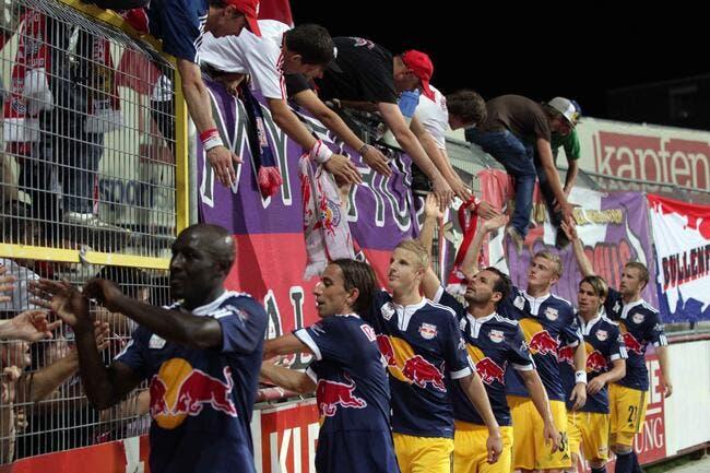 Le PSG n'impressionne vraiment pas Salzbourg