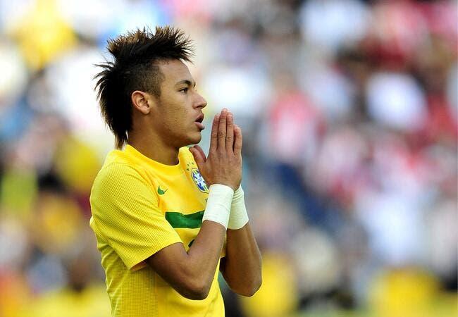 Neymar au Real Madrid, c'est chaud bouillant !