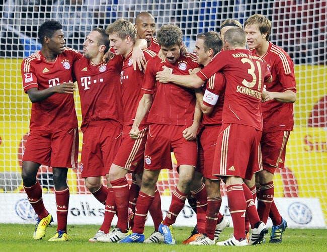Ribéry envisage de finir au Bayern