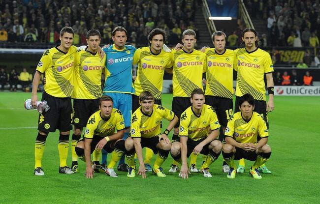 L'OM se méfie surtout de la jeunesse de Dortmund