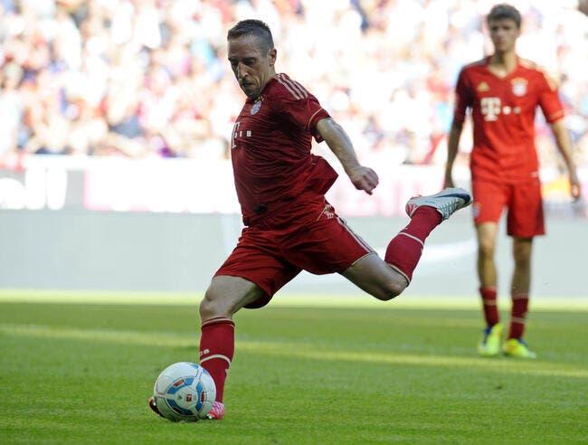Le « vrai Ribéry » est de retour au Bayern