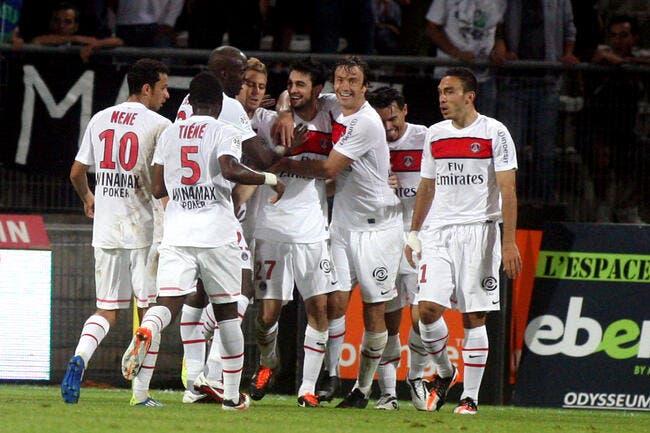 Le PSG sans Ménez ni Gameiro à Bilbao