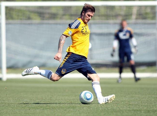 Beckham au PSG, les Qataris font tout pour