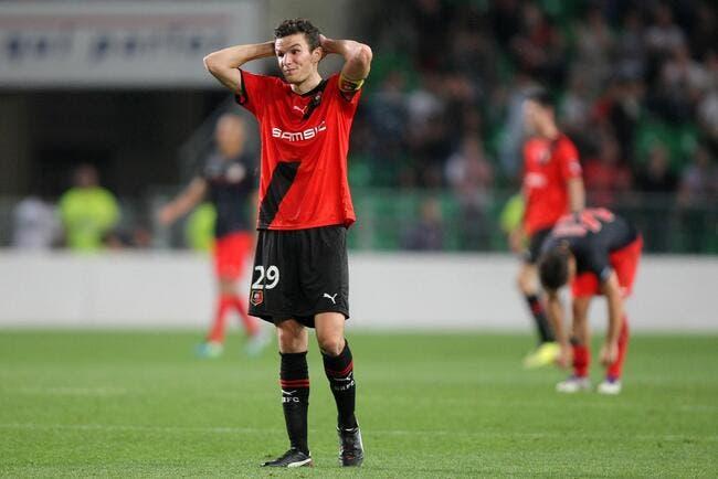 Rennes gagne de l'expérience à défaut de points