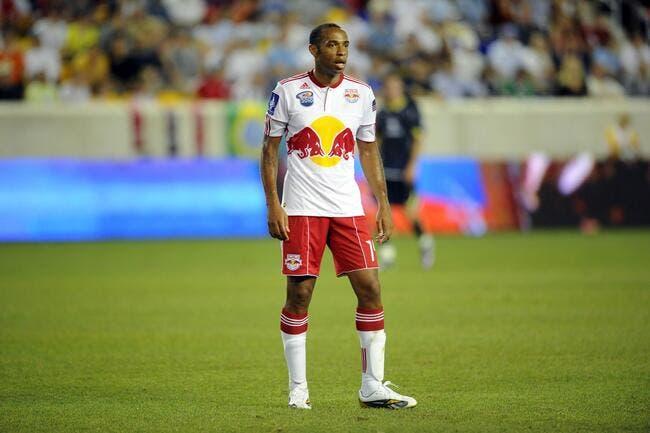 Vidéo : Un Henry en grande forme aligne les buts avec New York