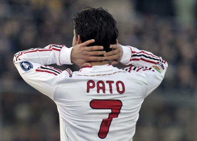 Pato, une 14e blessure fatale pour son transfert au PSG ?