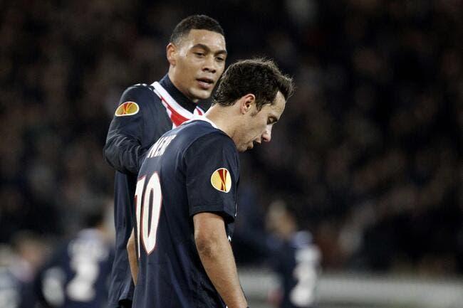 Hoarau sait comment Nenê peut se faire pardonner au PSG