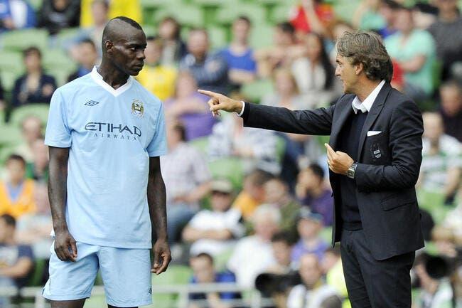 Si Mancini et Balotelli étaient coéquipiers, ce serait la baston