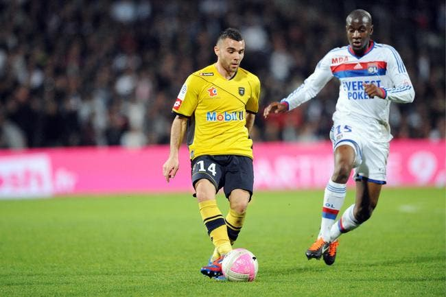 L'appel du pied de l'OL insuffisant pour retenir Marvin Martin en Ligue 1 ?