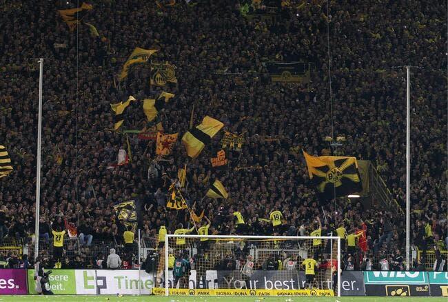 Le choc Dortmund-Bayern aurait pu attirer 450.000 spectateurs