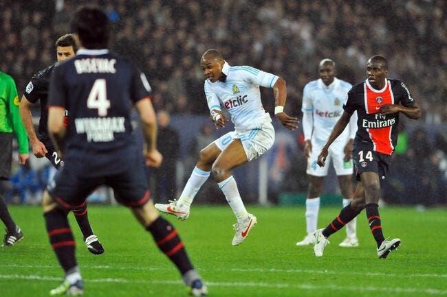 André Ayew n'aime pas le PSG, mais encore moins la défaite