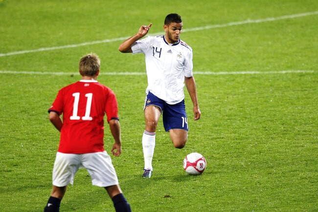 Vieira milite pour Ben Arfa chez les Bleus