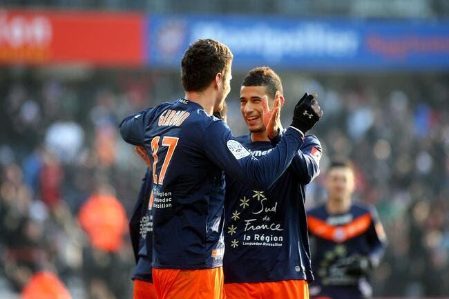 Pas besoin de Pastore ni de Hazard à Montpellier, il y a Belhanda