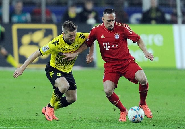 Le Bayern laisse filer Dortmund vers le titre