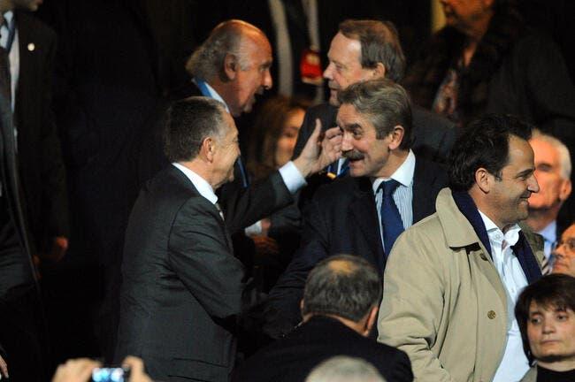 Aulas n'est pas loin de demander une révolution dans le football français