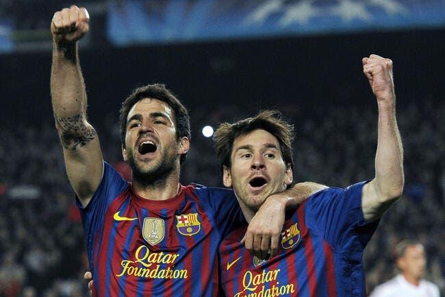 Messi aime l'Angleterre, mais son coeur appartient au Barça