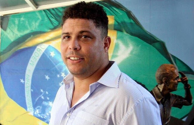 Ronaldo juge les stars brésiliennes et les cibles du PSG