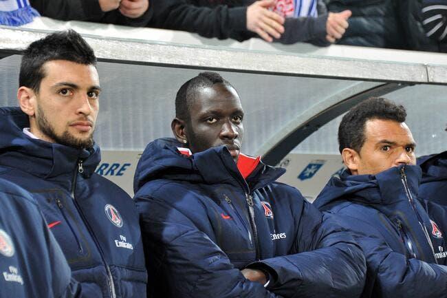 Ancelotti n'a pas pris de pincettes pour écarter Sakho au PSG